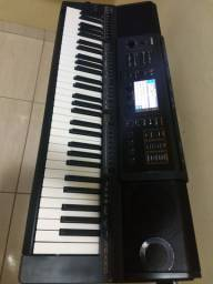 Teclado Casio MZX300 (impecável)