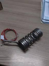 Resistência Espiral 600 Wats 220 Volts