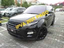 Evoque Dynamic Black - 4pneus Novos - Sem detalhes - Particular - 2012