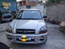 Hyundai tucson GL 2.0 ,ano 09/10 manual / excelente estado