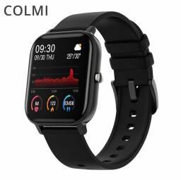 Relógio Smartwatch ColMi P8 Com Carregador Magnético (Novo Original) Película Grátis