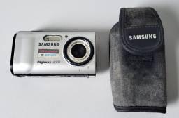 Câmera Digital Samsung digimax A503
