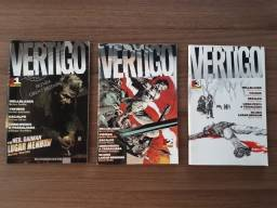 Revista Vertigo. Ed. panini