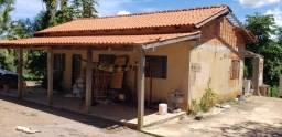 Chácara em Águas Lindas com 5 Hectares - Rio nos fundos - Casa de 4 Quartos
