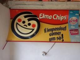 Placa antiga elma chips