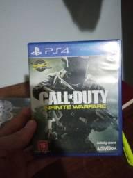 Fifa 18 e Call of Duty PS4