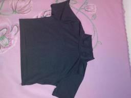 Blusa Croped