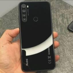 Xiaomi Redmi Note 8 Preto 64Gb Lacrado