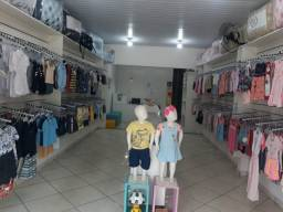 Vende-se Loja De Roupas Infantil - Completa - Masculino Feminino.