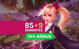 Diamante Free Fire 85+9