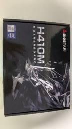 Vendo placa mãe Biostar H410M /10° geração
