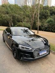 Título do anúncio: Audi A5 2.0 Ambition Plus 252cv Quattro 17/18 Ipva pago