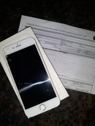 I Phone 6 dourado 64 GB