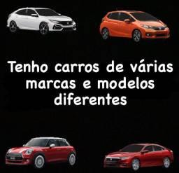 Compro e vendo carros de várias marcas e modelos diferentes