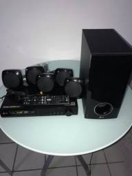 Home Theater LG - DH4130S - 330w