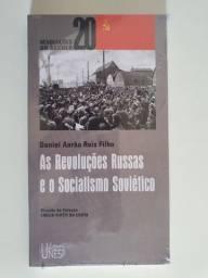 Livro: As Revoluções Russas e o Socialismo Soviético [Lacrado]