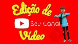 EDIÇÕES DE VÍDEOS PARA YOUTUBE - Leia!