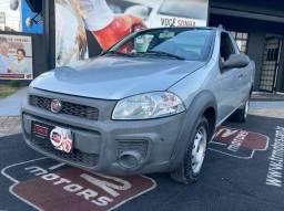 Título do anúncio: Fiat Strada 1.4 CS working 2017