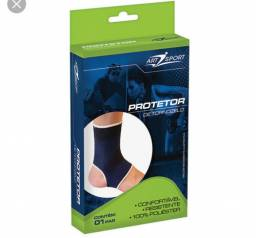 Protetor de tornozelo Art Sport Par BS935-XC390 poliester