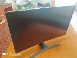 """Monitor Samsung LED 27"""" Tela Curva (Praticamente nova)"""