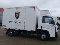 Baú para caminhão 4.000 X 2.200 X 2.200 mm - Marca: Nostra ANO 2019
