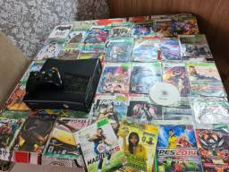 Xbox 360  slim DESTRAVADO 4GB