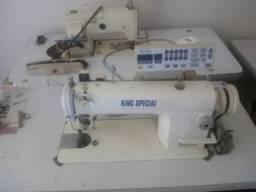 Máquinas confecção industrial
