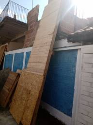 Deck de Pinus tratado m2