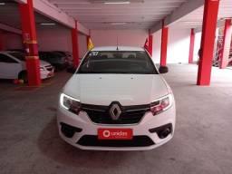 Título do anúncio: Renault Logan Life 1.0, o sedã compacto mais espaçoso do Brasil!!!