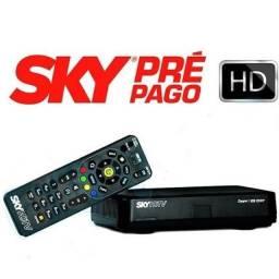 Aparelho Sky Pré Pago HD