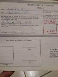 Manual proprietario brasilia