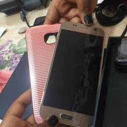 Samsung s7 semi novo tela perfeitasmar