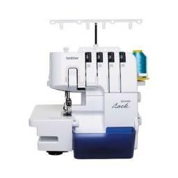 Máquina De Costura Brother 3534dt Branca 220v