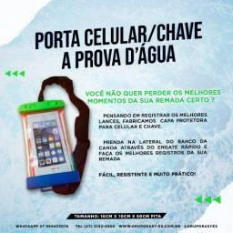 Porta celular a prova d agua canoa havaiana