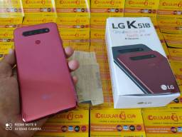Smartphone LG K51s