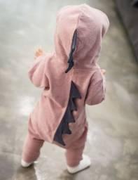 Roupa Bebe Dino (Atacado) R$ 35,00