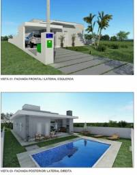 Título do anúncio: REF 2668 Casa em construção, 3 suítes, Ninho verde, Imobiliária Paletó