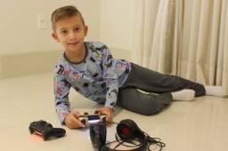Pijama infantil gamer