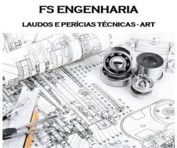 Laudos técnicos e ART para Paranaguá e litoral - PMOC , NR12