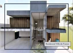 Projeto exclusivamente para seu terreno no Residencial Ville de France - Ourinhos/SP