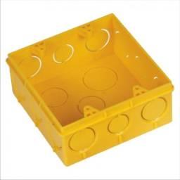 Caixa de Luz Amarela 4x4 - Amanco