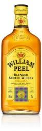 Whisky william Peel 1L importado