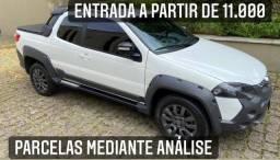 Título do anúncio: Fiat Strada 1.8 Adventure (PARCELAMOS)