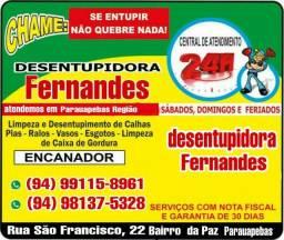 Desentupidora Fernandes