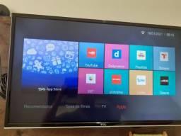 Tv Smart 32 polegadas em bom estado TCL