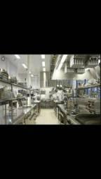 Cozinha industrial tudo sob medida fabricação