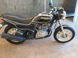 Vendo moto Green barato dispenso curiosos