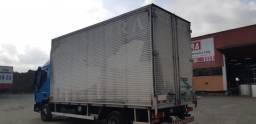 Baú para caminhão 5.400 X 2.300 X 2.600mm - Marca: Nostra - ANO 2013