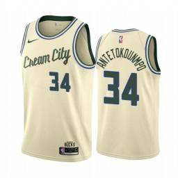 Milwaukee Bucks City Edition Giannis Antetokounmpo