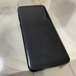 Galaxy S8 edge, novo!!!! Aceito proposta.